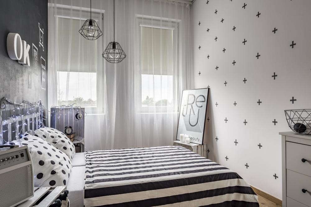 idei de amenajare a unui dormitor mic