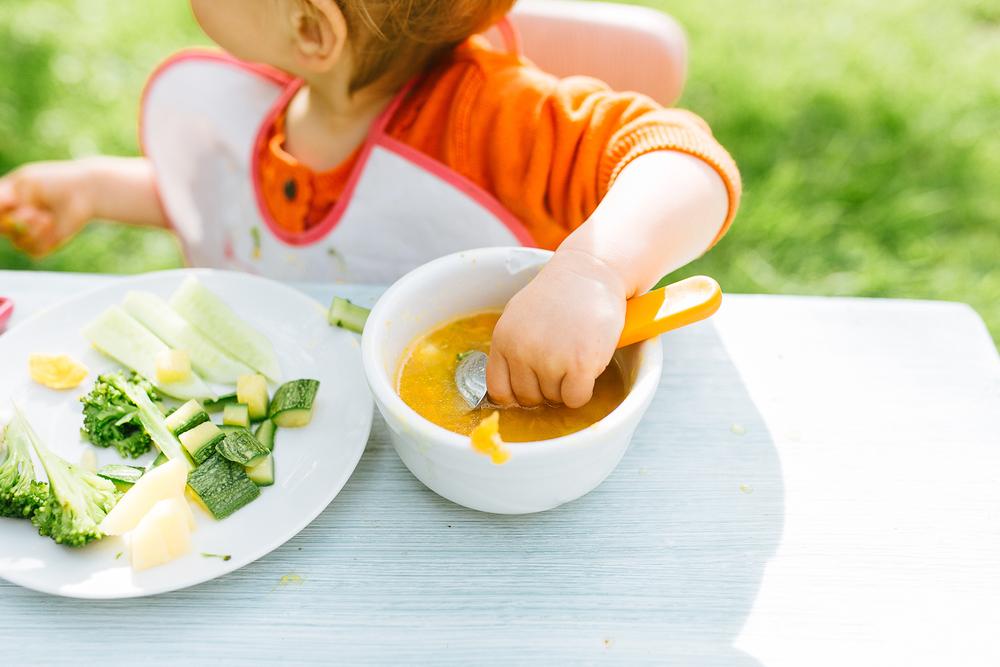 piure de morcovi pentru copii