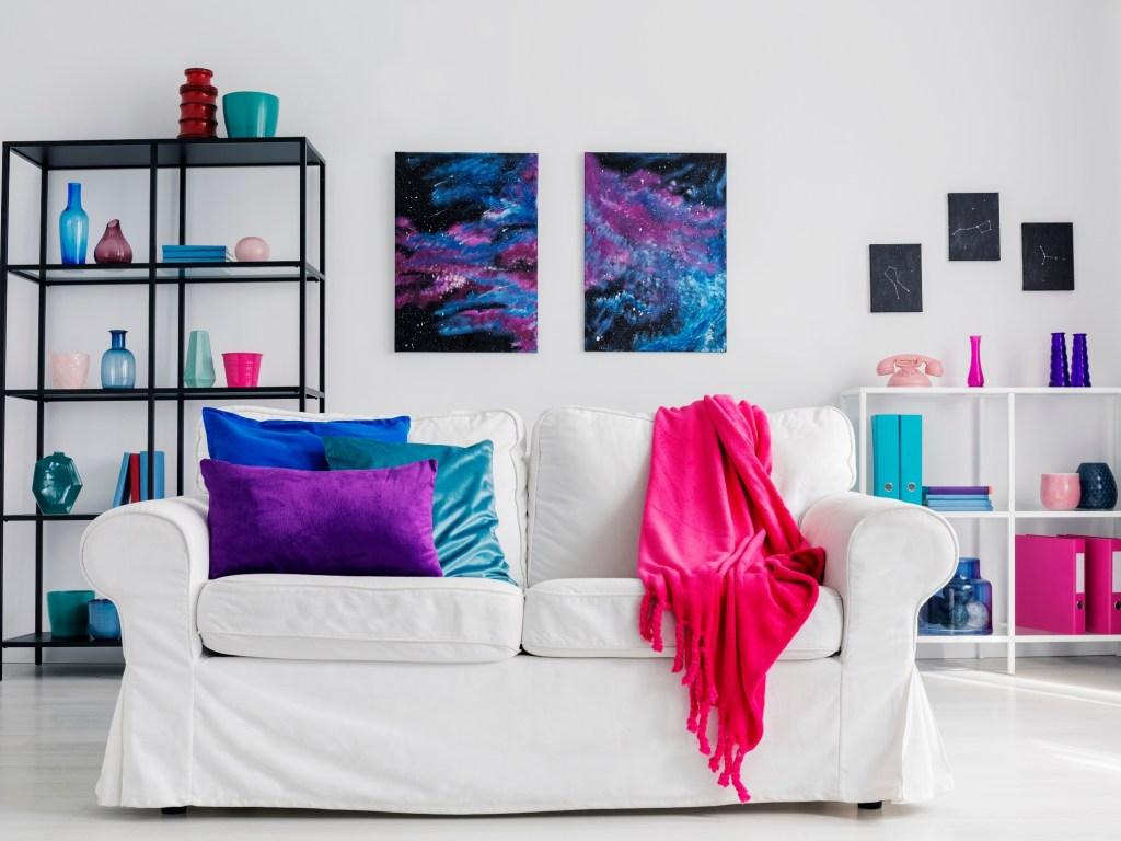 culori pentru amenajarea camerei de zi