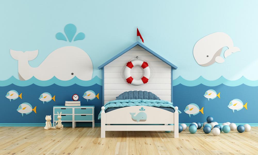 idei pentru amenajarea dormitorului unui copil