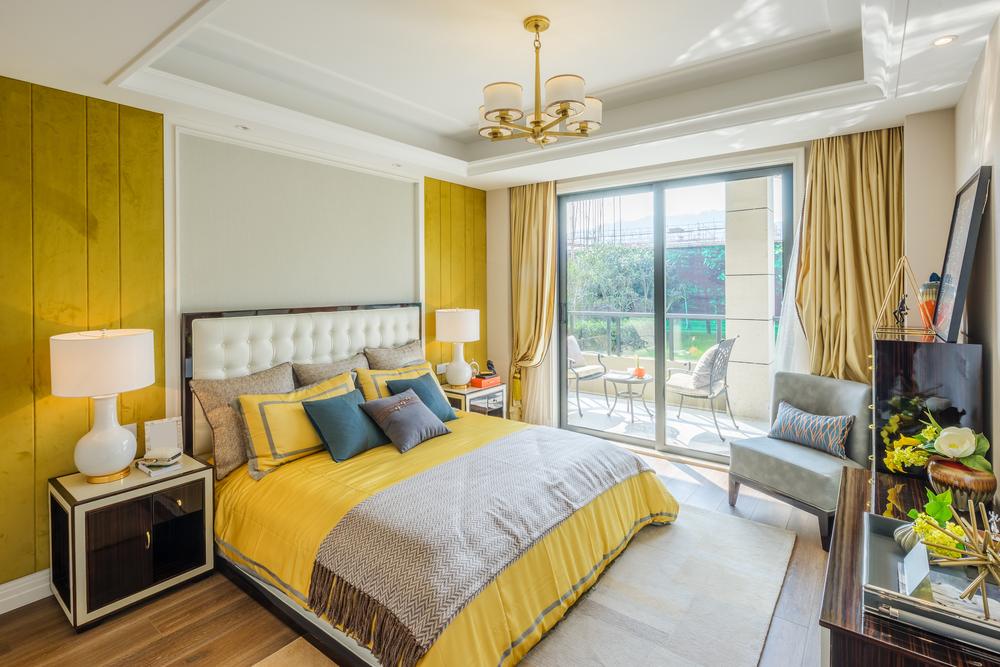 dormitor pentru cuplu