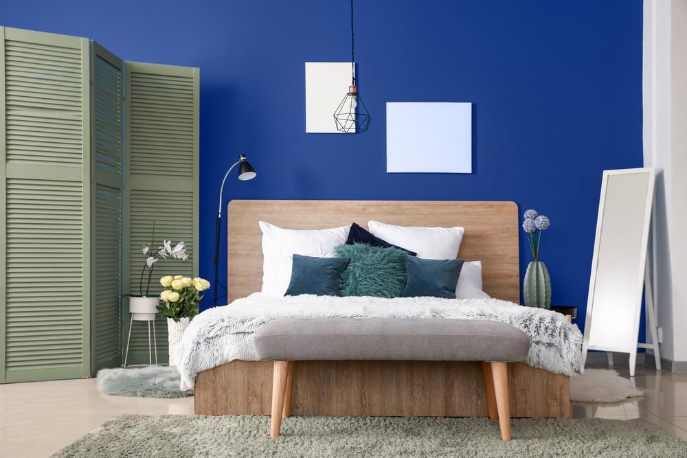 cromatica dormitorului modern