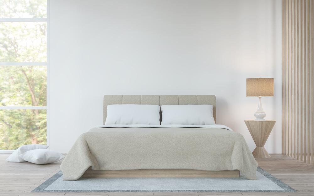 cromatica dormitor minimalist