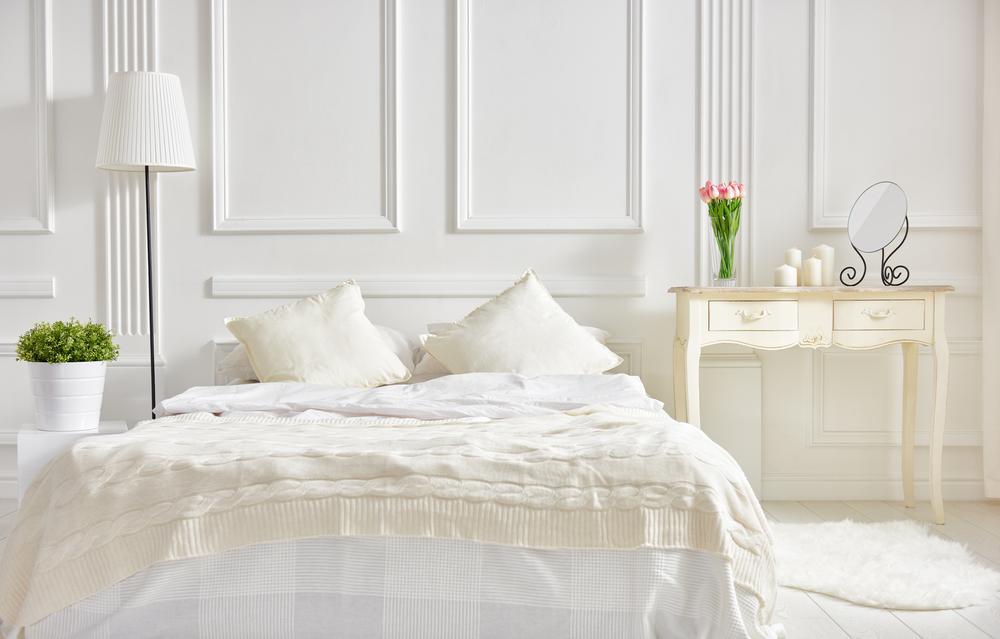 culori neutre pentru dormitor