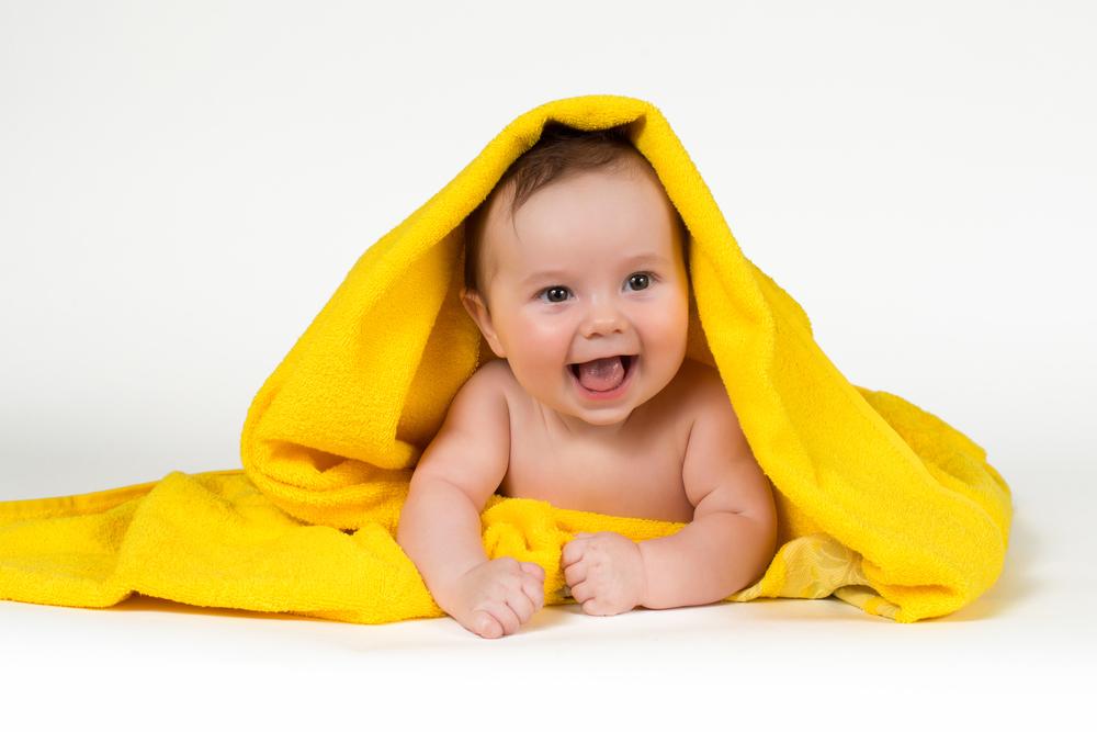 Ingrijirea pielii bebelusului in timpul iernii