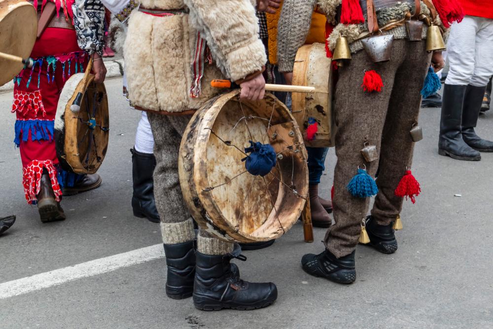 traditi de Craciun in Muntenia