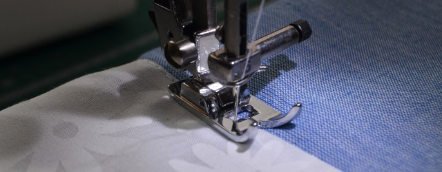 Sewing for two years