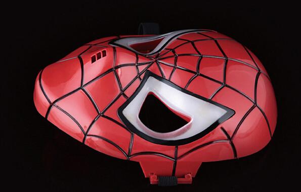 Máscaras de LED homem aranha 3