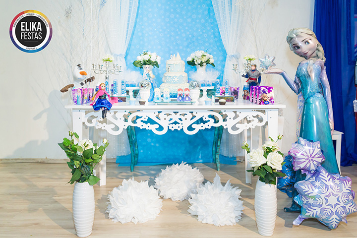 mesa10 Festa Frozen