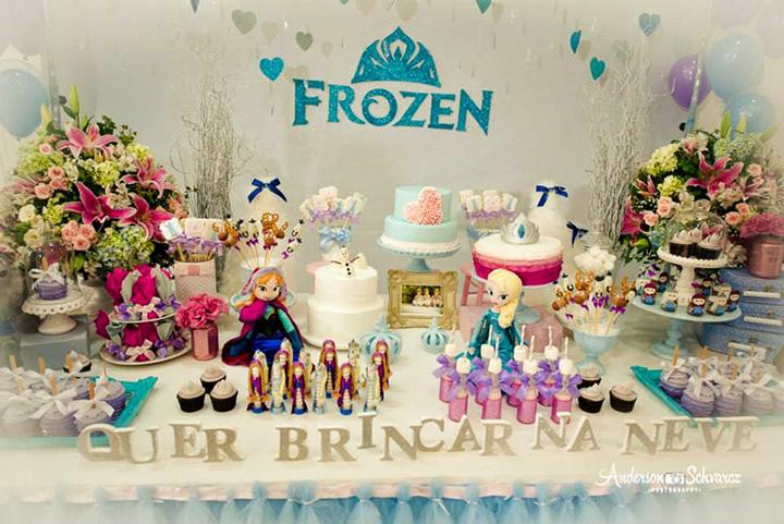mesa9 Festa Frozen