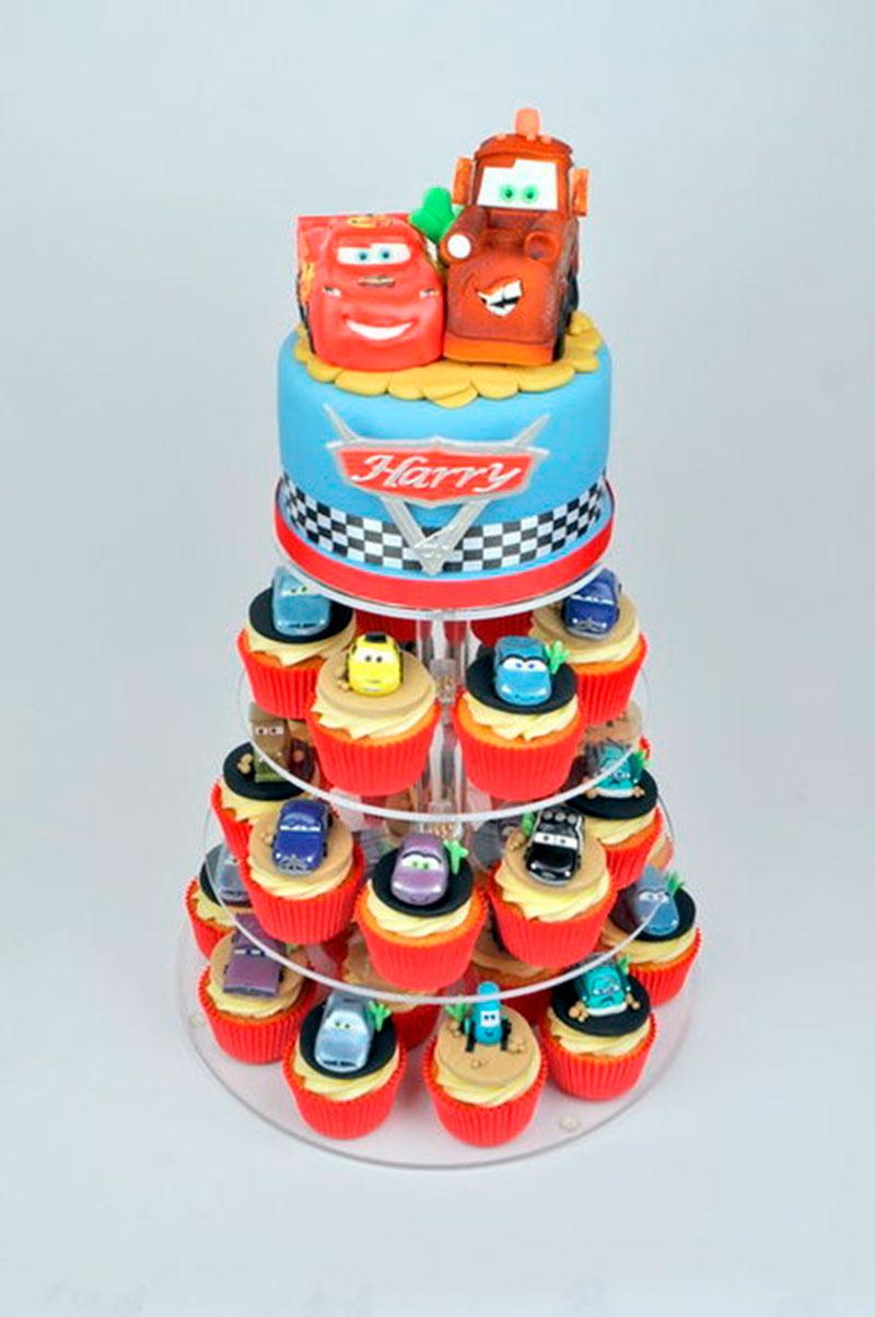 Bolo-+-cupcake