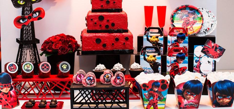 Regina-Festas-mesa-Miraculous-Ladybug