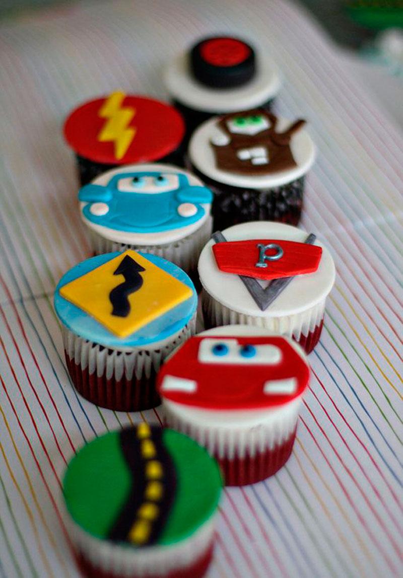 cupcake-carros