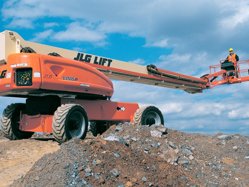 Product Spotlight: The JLG 1350SJP