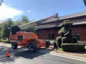 Telescopic Boom Lift Rental Arcadia