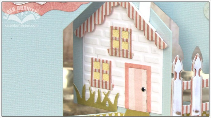Elizabeth Craft  Design Pivot House Die Set