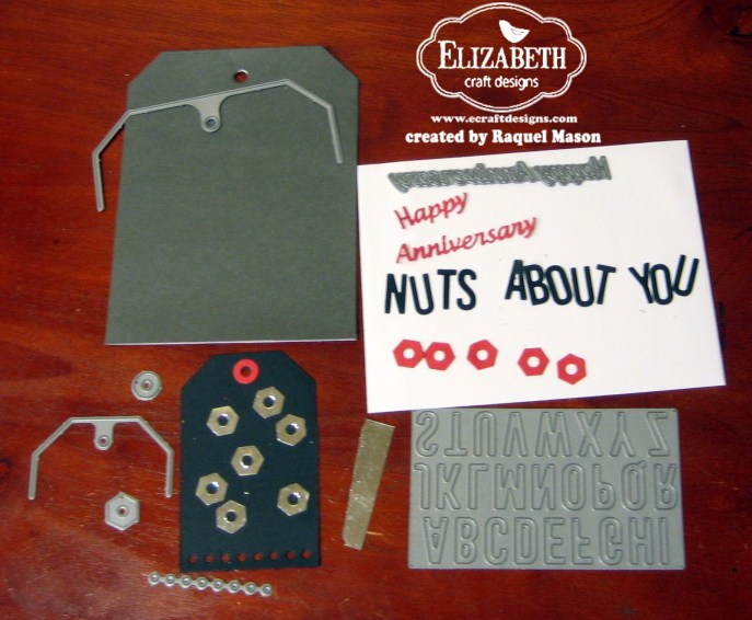 ECD Nuts About You pieces