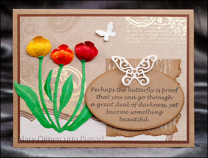 Tulip Card Front