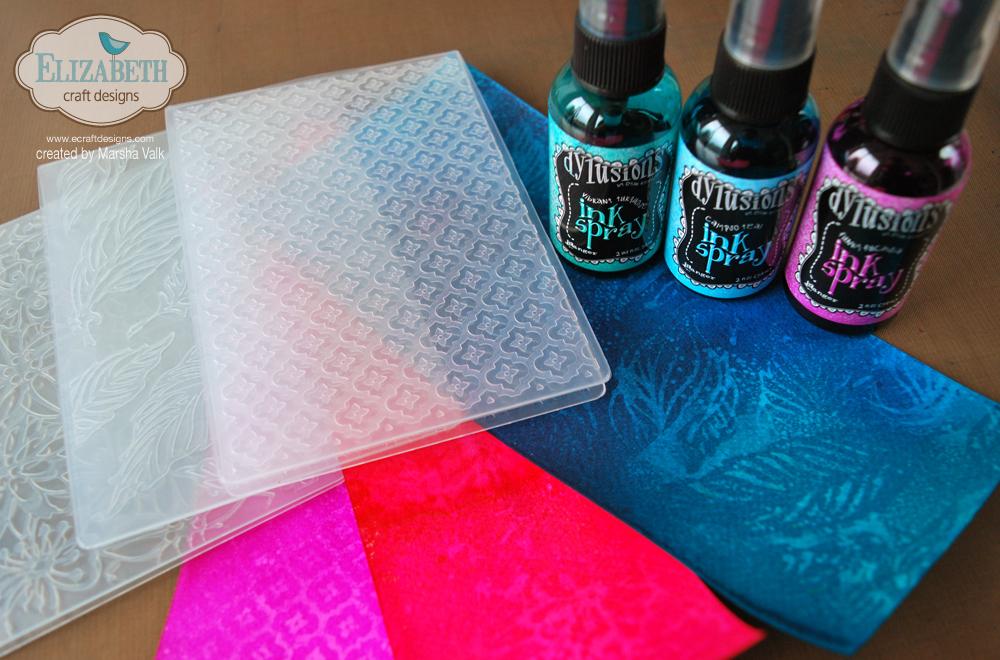 Marsha Valk | Elizabeth Craft Designs: Since 1982 // Supplies