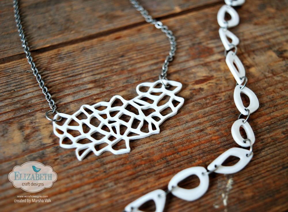 Marsha Valk | Elizebeth Craft Designs: Simple Shrinky Jewelry