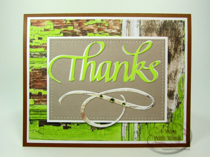 elizabeth craft designs suzanne cannon thanks card kathy jo 3