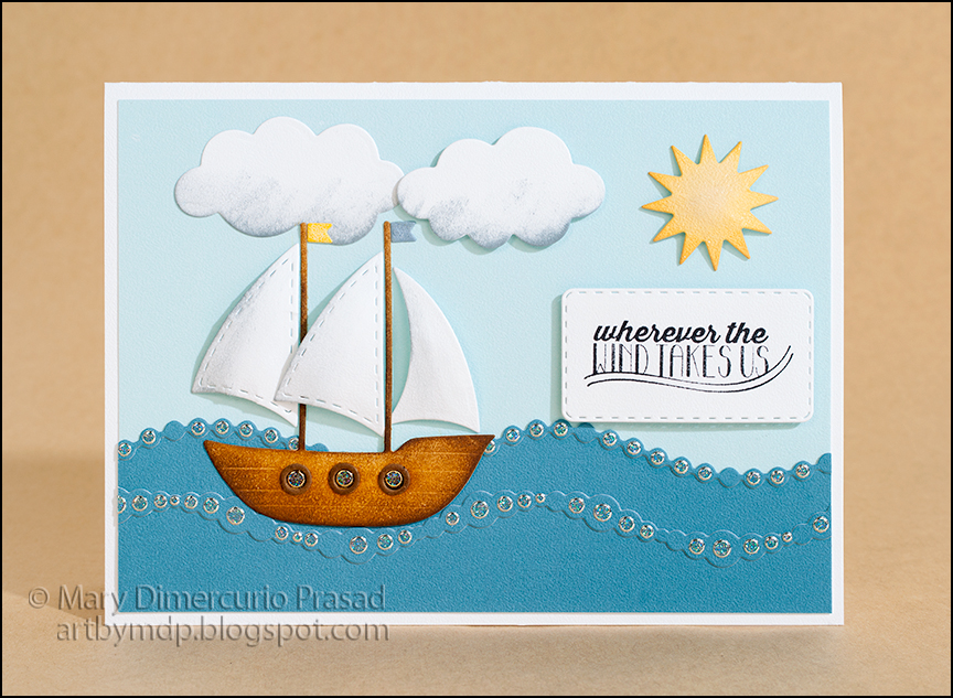 Boat Card Front