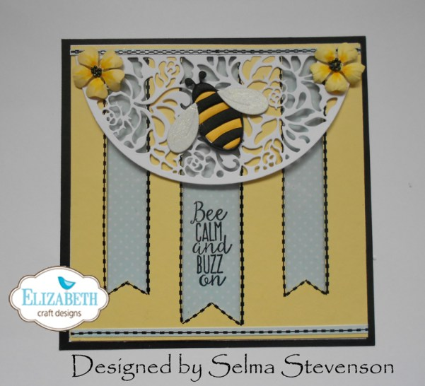 Negative Die Cut Card by Selma Stevenson