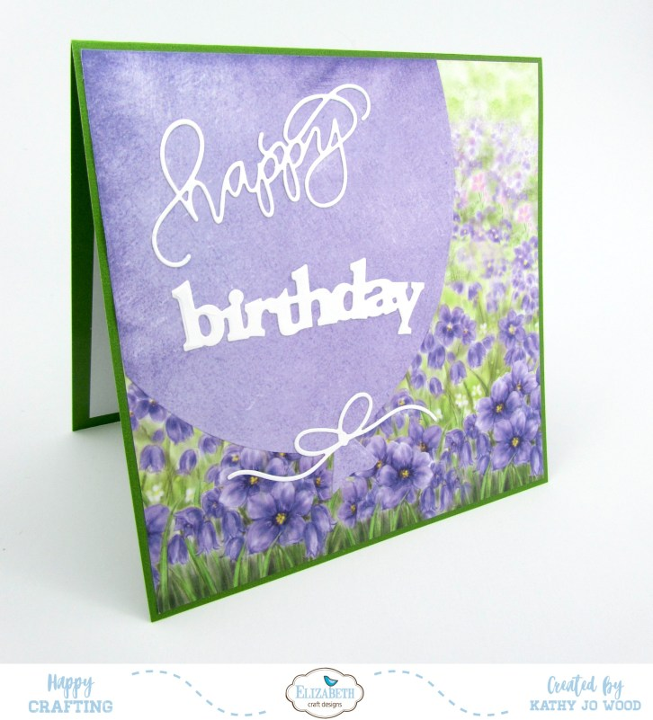 Happy Birthday Balloon Card With Video
