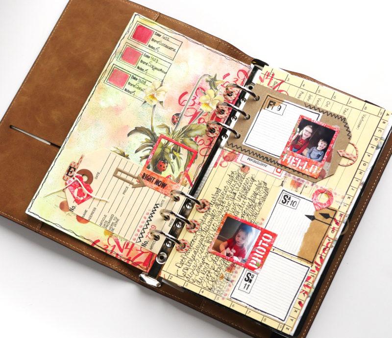 planner inspiration from the design team elizabeth craft designs rh blog elizabethcraftdesigns com