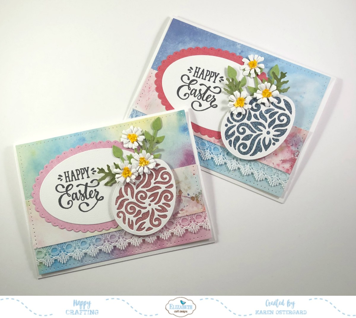 Easter Cards With A Touch Of Sparkle