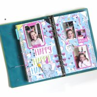 Technique Friday | Unicorn Planner Pages