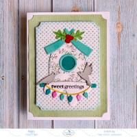 Tweet Greetings Card