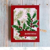 Christmas Garden Card