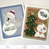 Adorable Holiday Critters