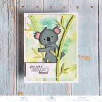 You Are A Koalaty Friend Card