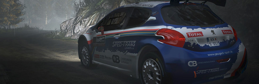 WRC5 auf der Playstation 4 … what the actual fuck?!