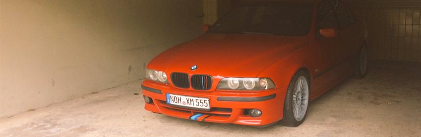 BMW E39 Imolarot