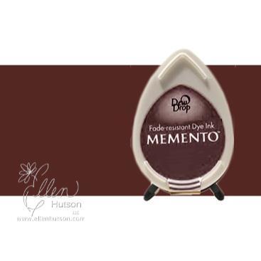 Memento Dew Drop Ink Pad, Rich Cocoa - 712353 24 800 7