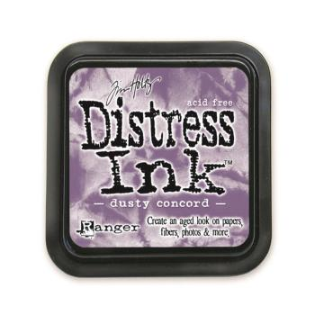 Ranger Distress Ink Pad, Dusty Concord - 789541021445