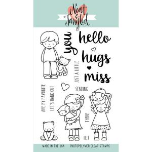 Neat & Tangled Clear Stamps, Better Together - 859529006310
