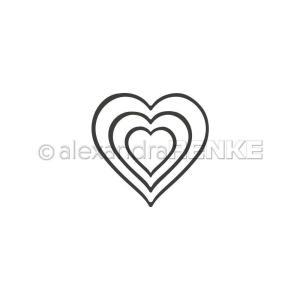 Alexandra Renke Dies, Heart Frame - 4251412713873