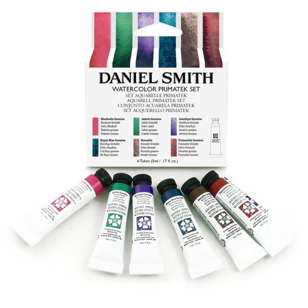 Daniel Smith Primatek Watercolor Set