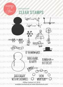 Essentials by Ellen Snow Buds