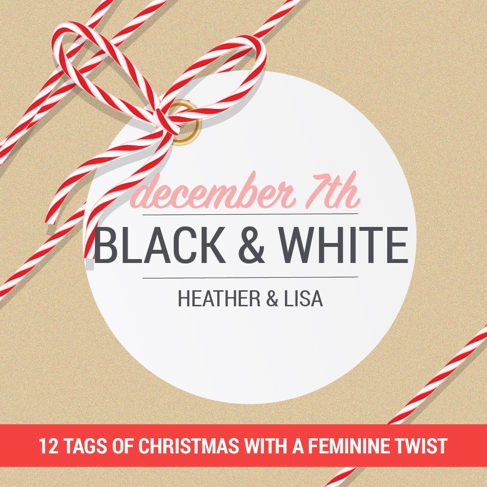 12 Tags of Christmas with a Feminine Twist 2018 – Day 7 with Heather Meeson and Lisa Spangler