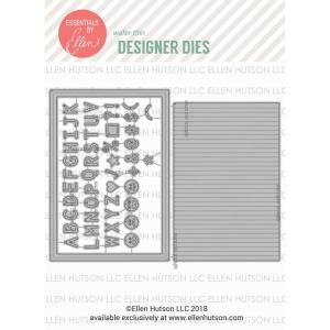 Letterboard, Essentials By Ellen Designer Dies -