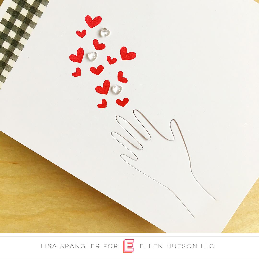 Essentials by Ellen Hands cards by Lisa Spangler