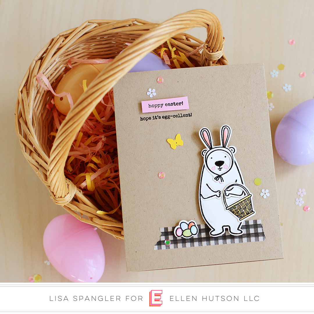 Essentials by Ellen Bear Ware 3 card by Lisa Spangler