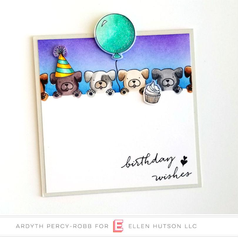 Essentials by Ellen Latte Love Card by Ardyth Percy-Robb