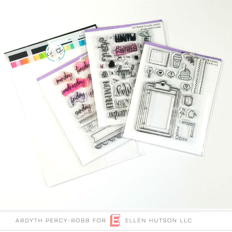 Catherine Pooler Stamps