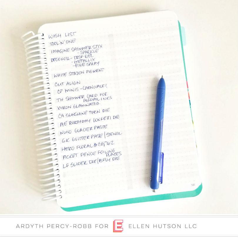 Creativation Wish List